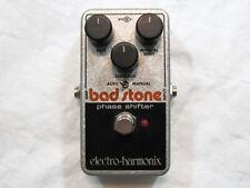 Used Electro-Harmonix EHX Bad Stone Analog Phase Shifter Effects Pedal