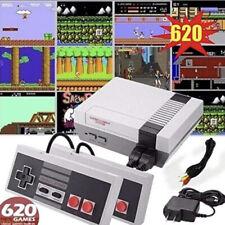 Mini Nes 620 Games Built-In Retro Console + Included 620 Classic Nintendo Games