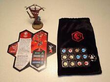 Heroscape - Crest of The Valkyrie - Ornak - Utgar Flag Bearer