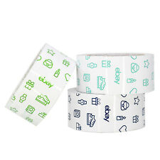 NEW PRODUCT Holiday Packaging Tape – Teal, Blue, and Green
