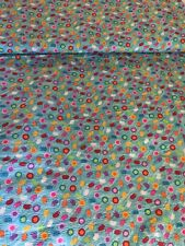 Tf SWEET Tooth JELLY BEANS COTTON FABRIC PRICED PER  YD