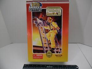 "Firefighter 21st Century Americas Finest 1/6 Figure 12"" Doll GI Joe"
