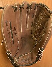 "Rawlings Baseball/Softball Glove LHT RS130 Renegade 13"" Leather Left Hand Throw"