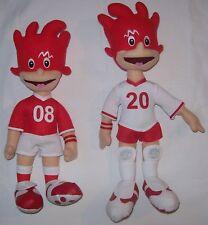 Austria/Switzerland 2008 Soccer Football European Cup Mascots Trix and Flix #3