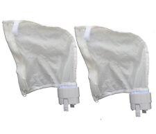 2 Pack 360 380 All Purpose Zipper Bag Fits Polaris Pool Cleaner 9-100-1021