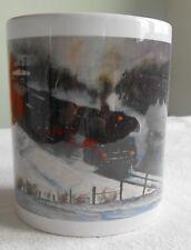 Tasse mit Eisenbahn - Motiv BR 58 / G12