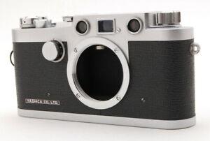 【EXC+++++】YASHICA YE Leica Screw Mount Rangefinder RF LTM M39 Camera Body 1582