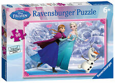 Ravensburger Disney 3x49pc Jigsaw Puzzle Childrens Dfz Frozen Fever 3x49p