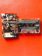 DISINCARNATE on Roadrunner —DREAMS OF THE CARRION KIND— death metal cassette