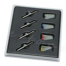 1 Box Dental 4 Drills Fiber Set 20 Pcs Fiber Post & Thread Dentist Product Kit