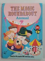 The Magic Roundabout Annual 1972 hardback book children's kids BBC 70s nostalgia