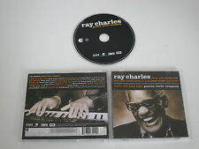 RAY CHARLES/GÉNIE LOVES COMPANY(LIBERTY EMI 7243 866541 2 0) CD ALBUM