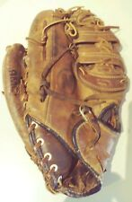 Vintage NOKONA AMG·440 First Base Baseball Glove Left Handed Thrower Made in USA