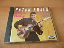 CD Peter Kraus - Sugar Baby - 10 Songs incl. Kitty-Cat