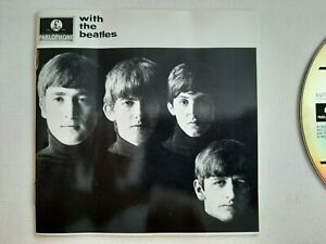 With the Beatles by The Beatles (CD, Sep-2009, EMI)