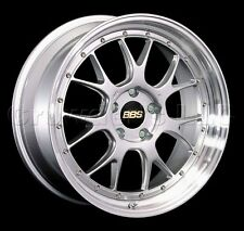 BBS 20 x 9.5 LMR Car Wheel Rim 5 x 120 Part # LM317DSPK