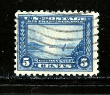 US 403, 1915 GOLDEN GATE, USED  (US381)