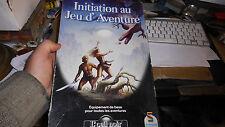 Initiation au jeu d'aventure Equipement de base  les aventures L'Oeil noir