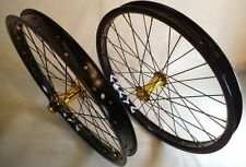 BMX Bike-Old School Bicycle Wheelsets (Front & Rear)