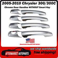 2005-2010 Chrysler 300 300C Chrome Trim Door Handle Covers Ships in USA Fast