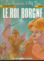 Alef-Thau 3. Le roi borgne. ARNO 1986. Neuf