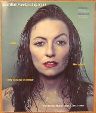 Davina McCall - Guardian Weekend Magazine – 15 March 2014