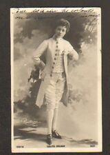 ARTISTE / Mlle LOLITA ROLDAN sur scéne , Cliché REUTLINGER avant 1904