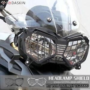 Headlight Guard Grill Protector Cover for Triumph TIGER 800  XRX/XCX 2017-2019