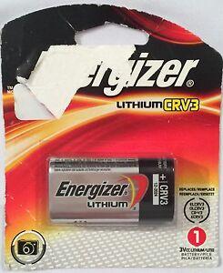 Energizer CRV3 Lithium Digital Camera Battery
