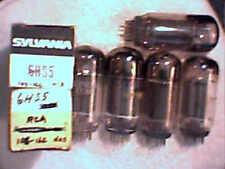 Tube 4ea 6HS5 1NIB 1NOS tstd amp radio amplifier ham
