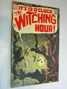 Witching Hour #3 VG- they are waiting in the trees LOOK OUT