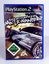 Need For Speed: Most Wanted Sony PlayStation 2 - OVP + Booklet + Disc - PS2 Game