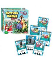 Playroom Entertainment Sitting Ducks Deluxe Non Collectible Card Games