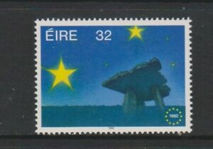 Ireland - 1992, Single European Market stamp - MNH - SG 856