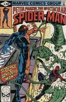 The Spectacular Spider-Man #39 VF/NM 1980 Marvel vs Schizoid Man Comic Book