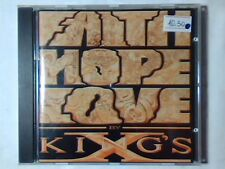KING'S X Faith hope love cd GERMANY