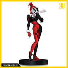 DC Comics Designer Series Harley Quinn Statue by Bruce Timm DC Collectibles