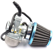 Motorcycle Carburetor with Air Filter Fits For Most 70CC 90CC 110CC High Quality