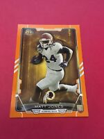 Matt Jones Redskins 2015 Bowman Orange Rookie#62 22/299