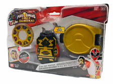 Bandai Power Rangers Super Samurai Black Box Morpher Brand New Sealed