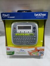 New Listingbrother P Touch Pt D200bt Label Maker Electronic Labeling Systems New In Box