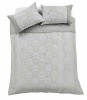 Savoy Jacquard Luxurious Duvet Cover Sets Quilt Covers Bedding Sets All Sizes