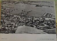 1954 Sénégal A.O.F. la Ville et le Port de Dakar