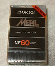 VICTOR ME 60 NICE CASSETTE TAPE № 282