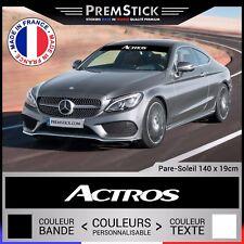 Sticker Pare Soleil Mercedes Actros - Autocollant Voiture, Stickers ref3