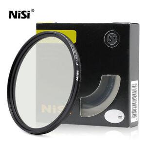 Nisi Polarizer CPL 58 62 67 72 77 82mm Ultra-thin circular Polarizer Filter