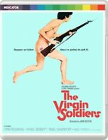 Nuevo The Virgin Soldiers Edición Limitada Blu-Ray (PHILTD142)