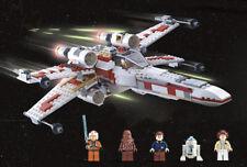 Lego Star Wars 6212 X-Wing Fighter Nuevo En Caja Sin Abrir Con Minifiguras