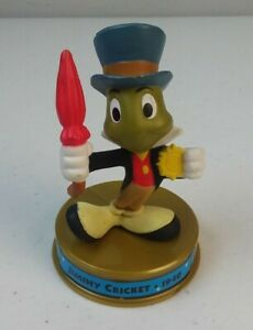 2002 McDonalds 100 Years of Magic Walt Disney World Jiminy Cricket 1940 Toy
