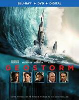 GEOSTORM NEW BLU-RAY/DVD
